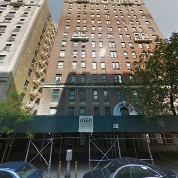 Rent Stabilized Apartments Nyc: 915 West End Avenue