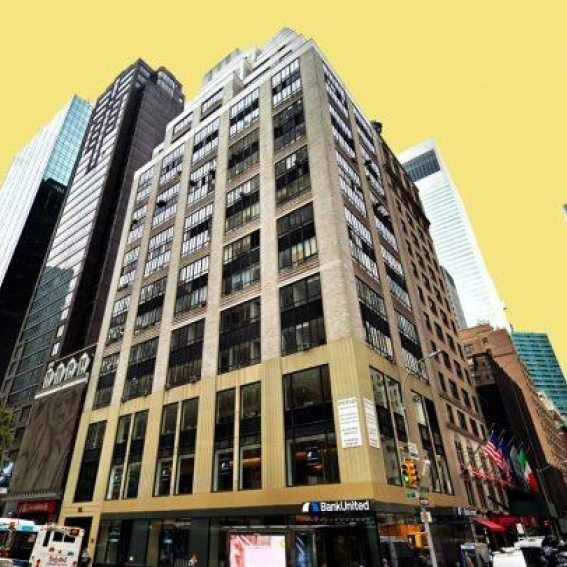 99-year ground lease at 136 East 57th street